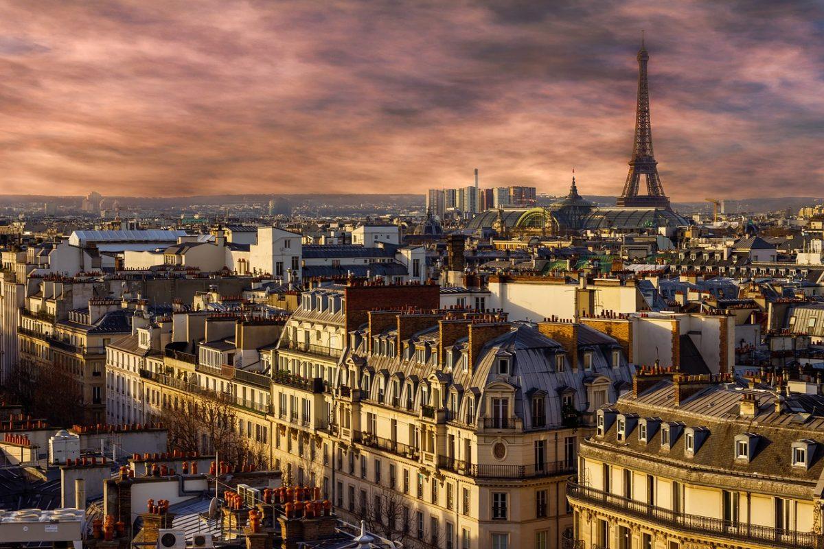 5 restaurants à Paris avec vue
